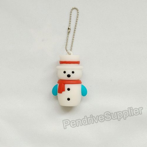 Custom pen drive Snowman Christmas USB Flash drive memory stick