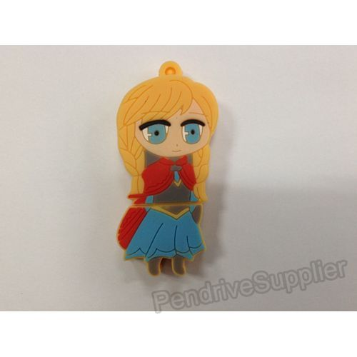Frozen Anna Princess USB Flash Drive