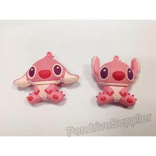 Lilo & Stitch Pink Angela USB Flash Drive