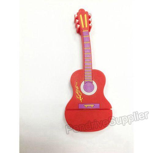 Guitar USB Flash Memory