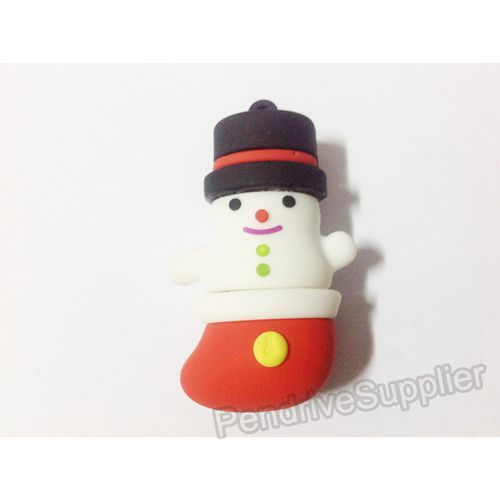 Christmas Stocking USB Flash Drive