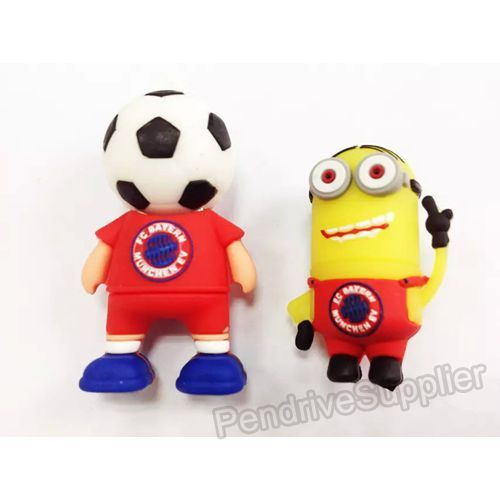 Bayern Munchen 7 Football Shirt USB Flash Drive