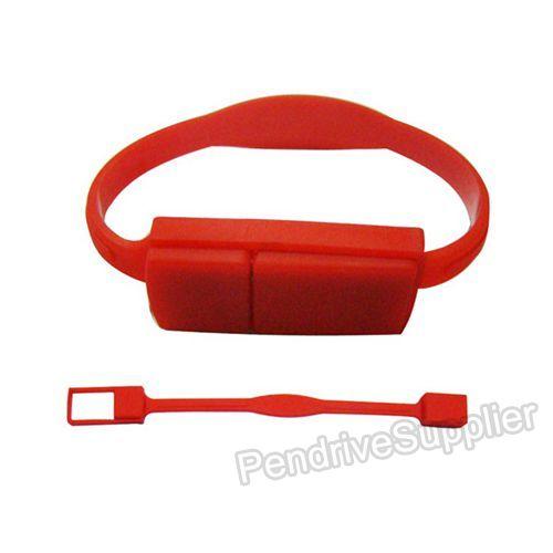 Wrist Band Bracelet USB Flash Drive