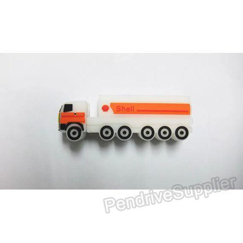 Oil Tank Truck USB Flash Drive