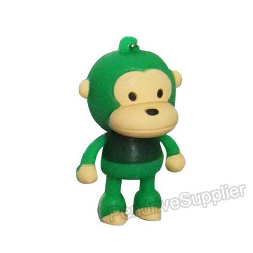 nEO_IMG_猴子 站姿绿