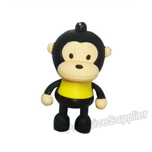nEO_IMG_猴子 站姿 黑