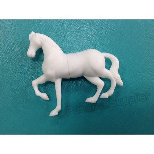 White Horse USB Memory Stick