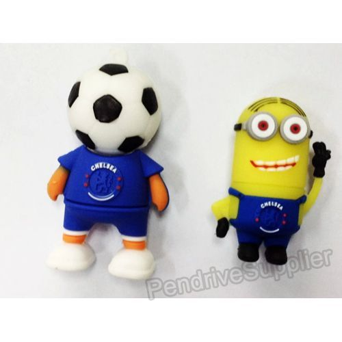 Chelsea 17 Football Shirt USB Flash Drive
