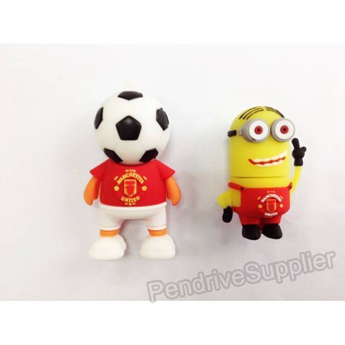 Manchester United 10 Football Shirt USB Flash Drive