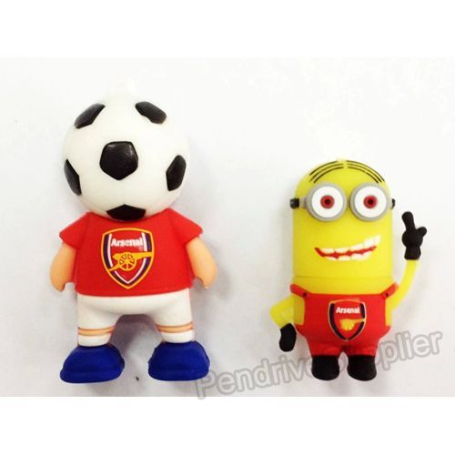Arsenal 11 Football Shirt USB Flash Drive