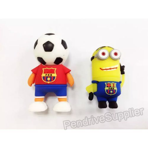 Barcelona 10 Football Shirt USB Flash Drive