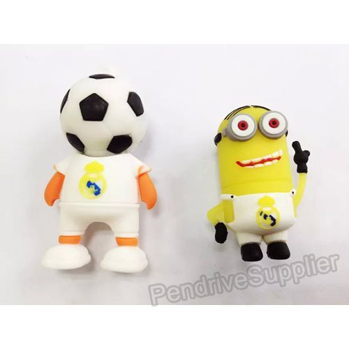 Real Madrid 7 Football Shirt USB Flash Drive