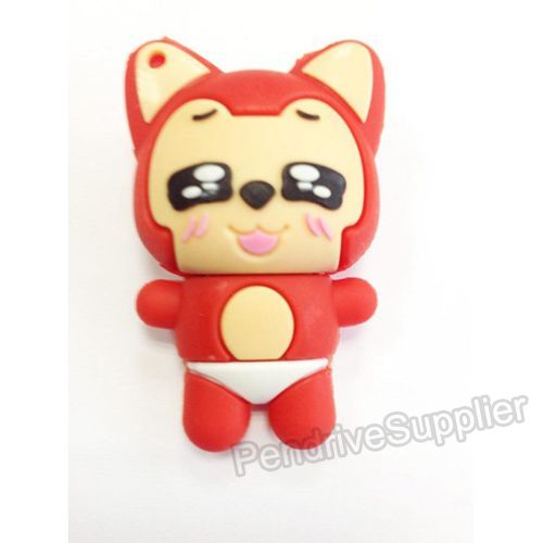 Ali Peach USB Flash Drive