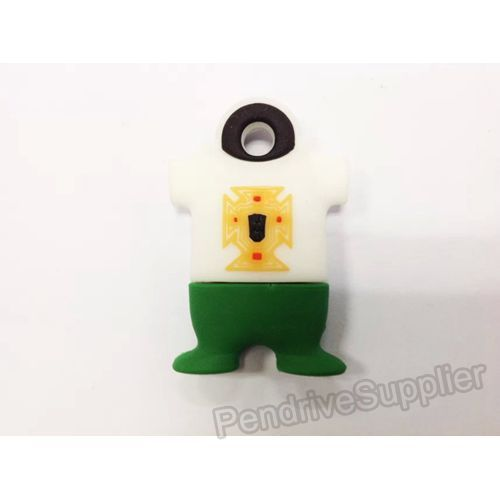 Portugal 7 Football Shirt USB Flash Drive
