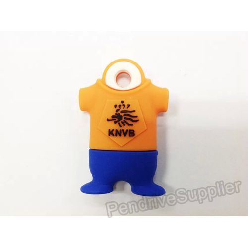 Netherlands 10 Football Shirt USB Flash Drive