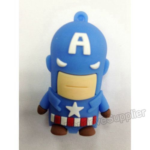 Avengers Captain America USB Flash Disk
