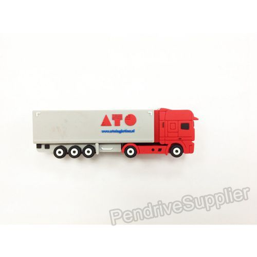 Container car USB Flash Drive