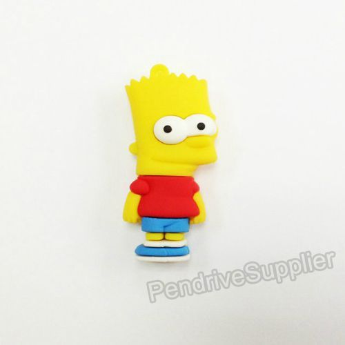 Bart Simpson USB Flash Drive