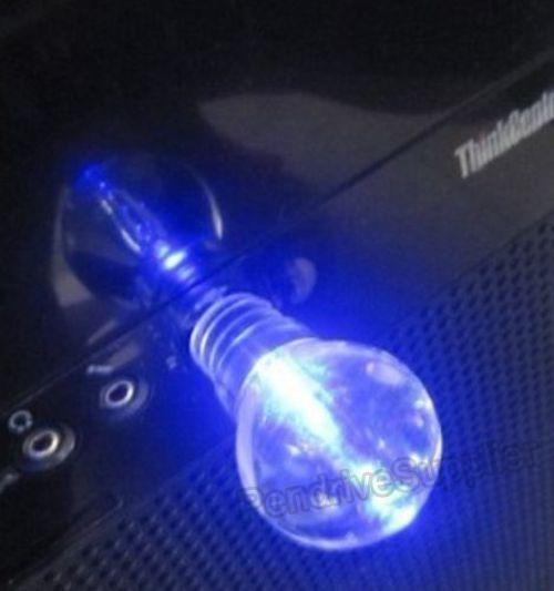 pen drive light bulb