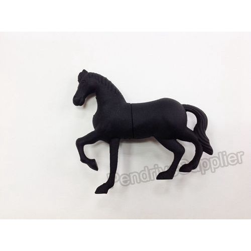 Pen drive Cartoon Horse Model USB Flash drive memory stick