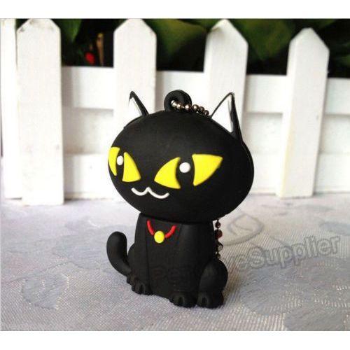 Pen drive black cat USB Flash drive memory stick