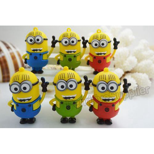 Pen drive Minions USB Flash drive memory stick