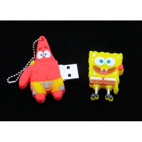 Spongebob Patrick Star model USB Flash drive