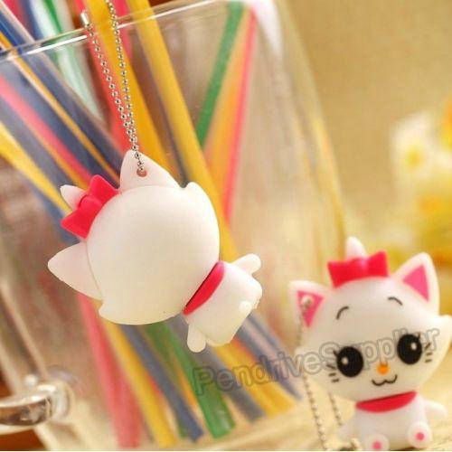 Pen drive Cartoon Lovely Cute cat USB Flash drive memory stick