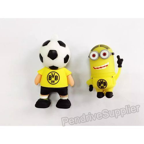 Borussia Dortmund 9 Football Shirt USB Flash Drive