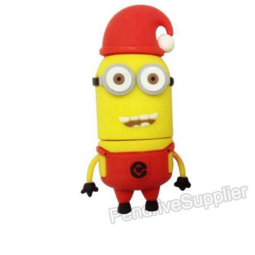Hat Minions USB Flash Drive