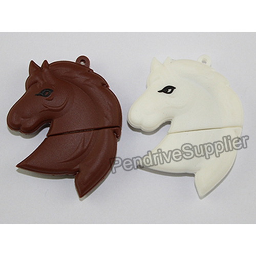 Horse Head USB Flash Drive