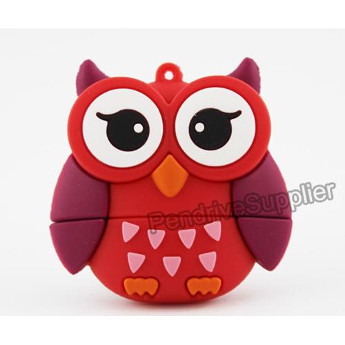 Big Eyes Owl USB Flash Drive