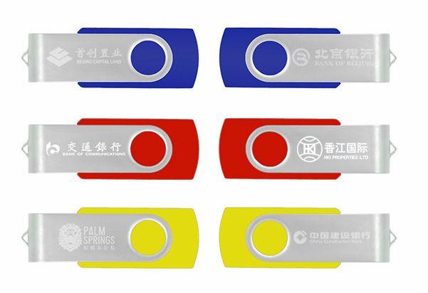 silk screen usb flash drive